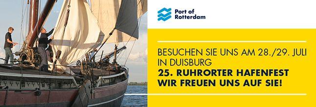 Ruhrorter Hafenfest 2018