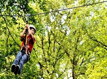 Climbing Park Fun Forest Rotterdam