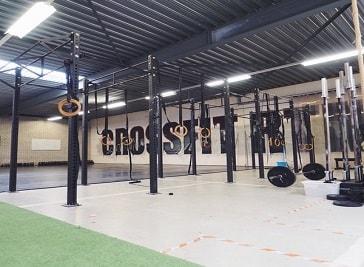 CrossFit RTM in Rotterdam