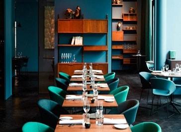 Fitzgerald Restaurant in Rotterdam