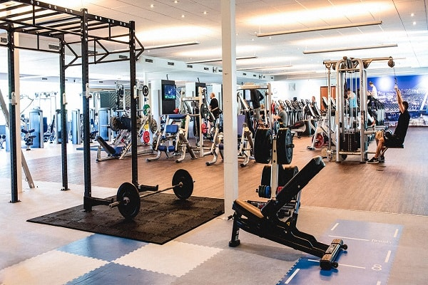 Gyms and Fitness Clubs in Rotterdam