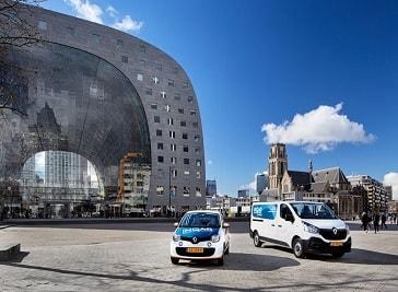 Inqar CityRent in Rotterdam