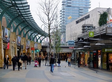 Koopgoot Shopping Center in Rotterdam