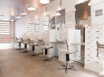 Lagerman Hairdressers in Rotterdam