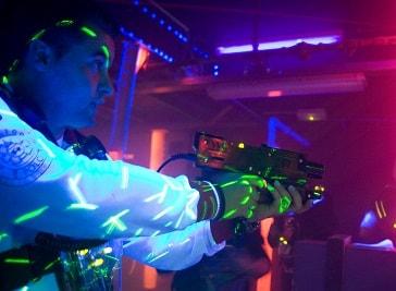 Laser Game Rotterdam