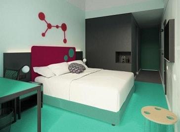 Room Mate Bruno in Rotterdam