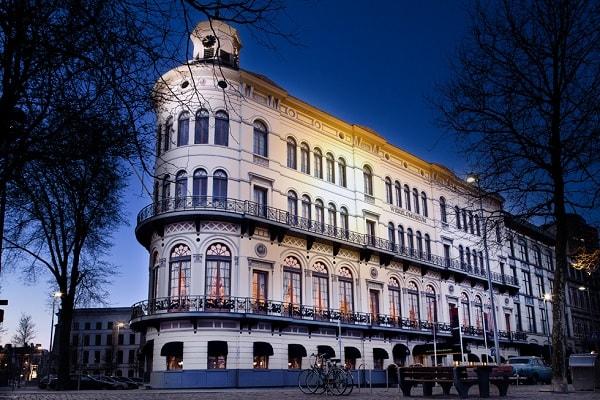 Wereldmuseum in Rotterdam